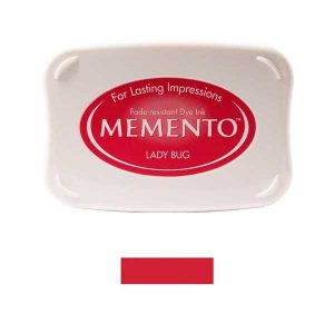 Memento Lady Bug Dye Ink Pad