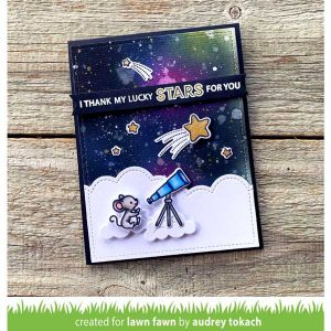Lawn Fawn Super Star Stamp Set class=