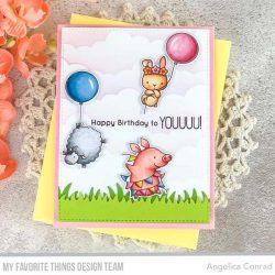 My Favorite Things BB Birthday Buds Die-namics