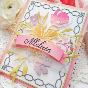 Ink To Paper Just Sentiments: Easter Mini Stamp Set class=
