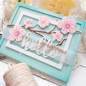Ink To Paper Blossoming Branches Stamp Set class=
