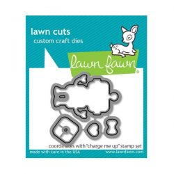 Lawn Fawn Charge Me Up Lawn Cuts