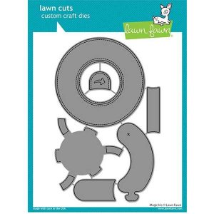 Lawn Fawn Magic Iris Lawn Cuts
