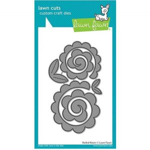 Lawn Fawn Rolled Roses
