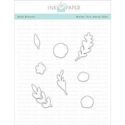 Ink To Paper Bold Blooms Die