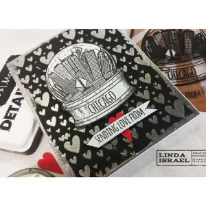 Brutus Monroe Ultra Fine Embossing Powder - Sterling class=