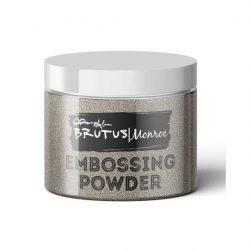 Brutus Monroe Ultra Fine Embossing Powder - Sterling