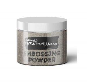 Brutus Monroe Ultra Fine Embossing Powder – Sterling