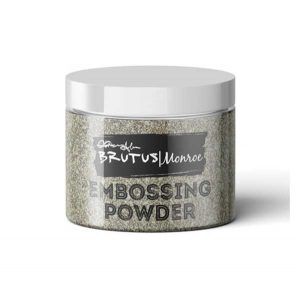 Brutus Monroe Ultra Fine Embossing Powder - Sandcastle