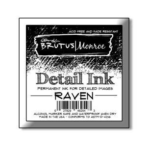 Brutus Monroe Detail Ink – Raven