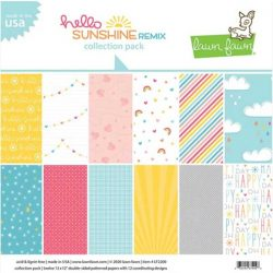 Lawn Fawn Hello Sunshine Remix Collection Pack