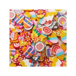 Dress My Craft Shaker Elements - Sweet Candies