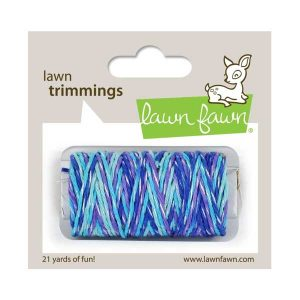 Lawn Fawn Trimmings Sparkle Hemp Cord - Mermaid's Lagoon