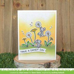 Lawn Fawn Dandy Days Stamp Set