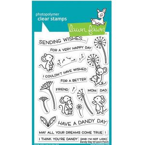 Lawn Fawn Dandy Days Stamp Set