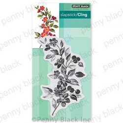 Penny Black Nature's Glory Cling Stamp