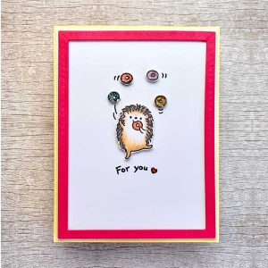 Penny Black Lighthearted Stamp Set class=