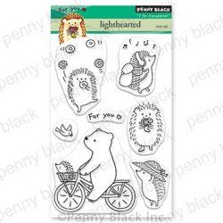 Penny Black Lighthearted Stamp Set
