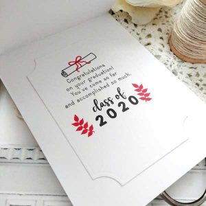 Ink To Paper Inside Greetings: Graduation Mini Stamp class=