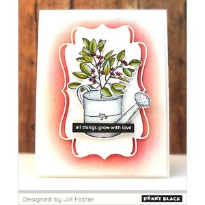 Penny Black Country Charisma Clear Stamp Set class=