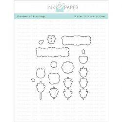 Ink To Paper Garden of Blessings Die