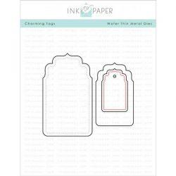 Ink To Paper Charming Tags 1 Die