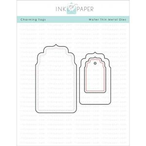 Ink To Paper Charming Tags 1 Die