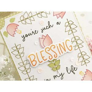 Ink To Paper Love To Layer: Notched Die class=