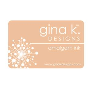 Gina K Designs Amalgam Ink Pad - Warm Glow