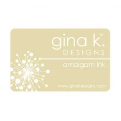 Gina K Designs Amalgam Ink Pad - Skeleton Leaves
