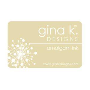 Gina K. Designs Amalgam Ink Pad – Skeleton Leaves
