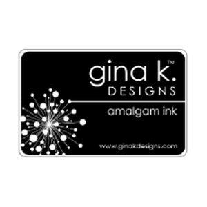 Gina K Designs Amalgam Ink Pad - Obsidian