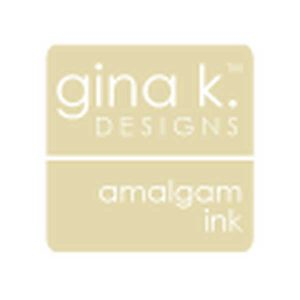 Gina K Designs Amalgam Ink Cube - Skeleton Leaves