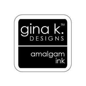 Gina K Designs Amalgam Ink Cube - Obsidian