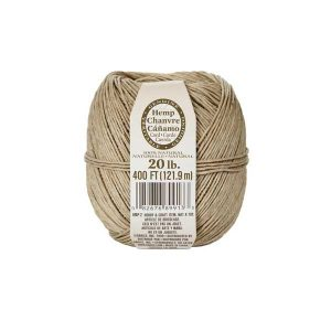 Darice Natural Hemp Cord