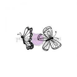 Purple Onion Designs Flit & Flutter Stamp
