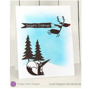 Purple Onion Designs Frederick (fox) Silhouette class=