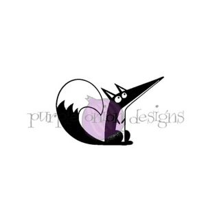 Purple Onion Designs Frederick (fox) Silhouette
