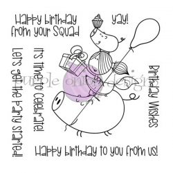 Purple Onion Designs Lottie's Gang - Birthday Squad