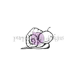 Purple Onion Designs Tucker (Snail) Stamp