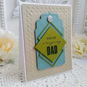 Papertrey Ink Just Sentiments: Father's Day Stamp Set class=