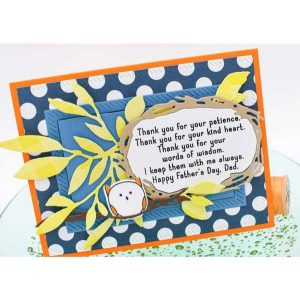 Papertrey Ink Inside Greetings: Father's Day Stamp Set class=