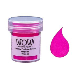 WOW! Primary Fuchsia Fusion Embossing Powder