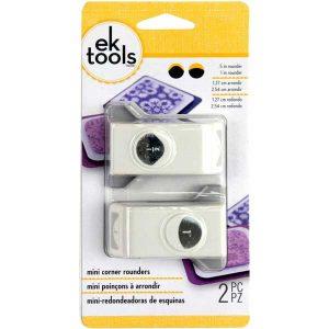 EK Tools Mini Corner Rounders