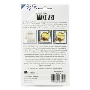 Wendy Vechhi Make Art Perfect Stamp Positioner Set class=