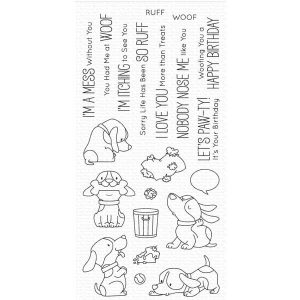 My Favorite Things Woof Pack Stamp Set