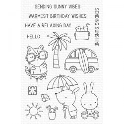 My Favorite Things Sunny Vibes Stamp
