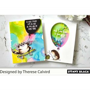 Penny Black Happy Times Stamp Set class=