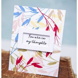 Papertrey Ink Dear Friend Stamp Set class=