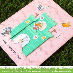 Lawn Fawn Tiny Fairy Tale Lawn Cuts class=